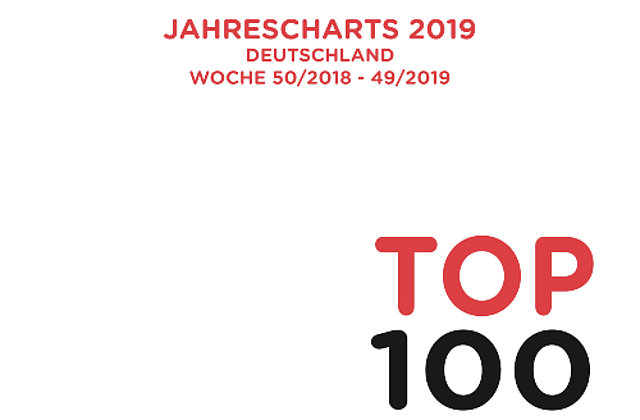 Annual charts 2019 - Rammstein and Udo Lindenberg in TOP 3